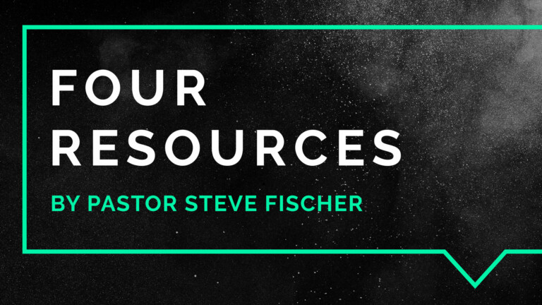 Four Resources