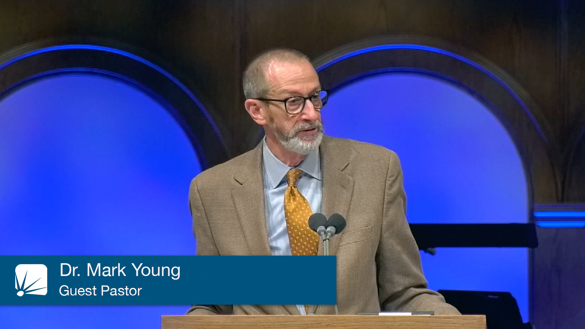 Pulpit Guest: Dr. Mark Young