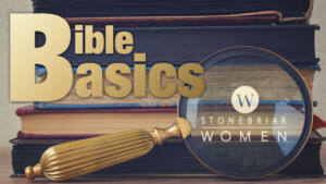 Conceptos básicos de la Biblia