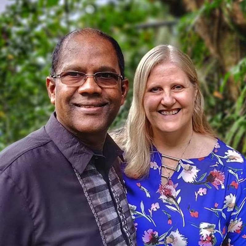 Abraham and Laura