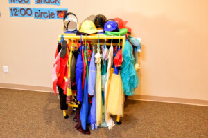 Special Needs Playroom Costumes