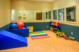 Special Needs Large Muscle Activity Room