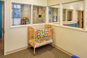 Special Needs Quiet Room Crib