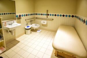Special Needs Dedicated Restroom