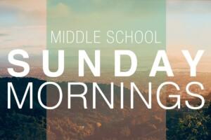 Domingo por la mañana de la escuela secundaria