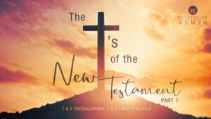 Las T del Nuevo Testamento