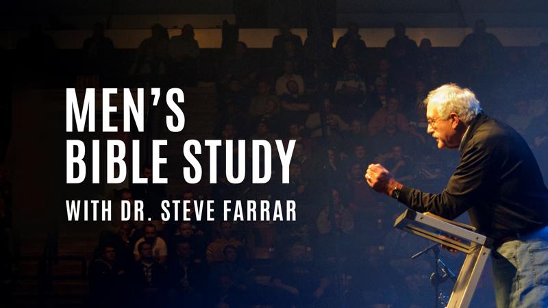 Men's Bible Study with Steve Farrar