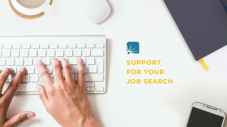 Support for Your Job Search