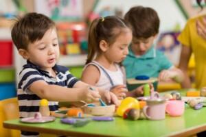 Inscripción abierta para amigos de preescolar