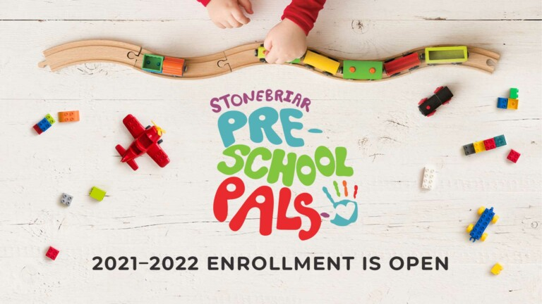 Preschool Pals Enrollment