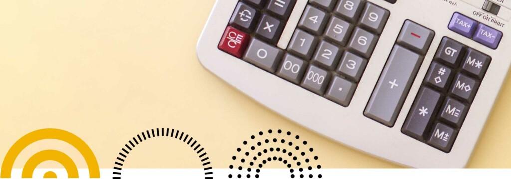 foto: calculadora