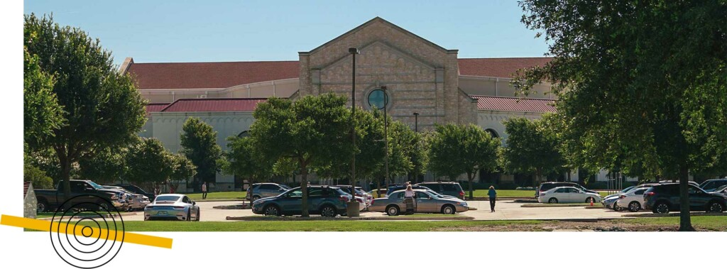 foto: Edificio de la Iglesia Comunitaria Stonebriar