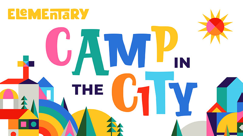 Elementary Camp in the City
