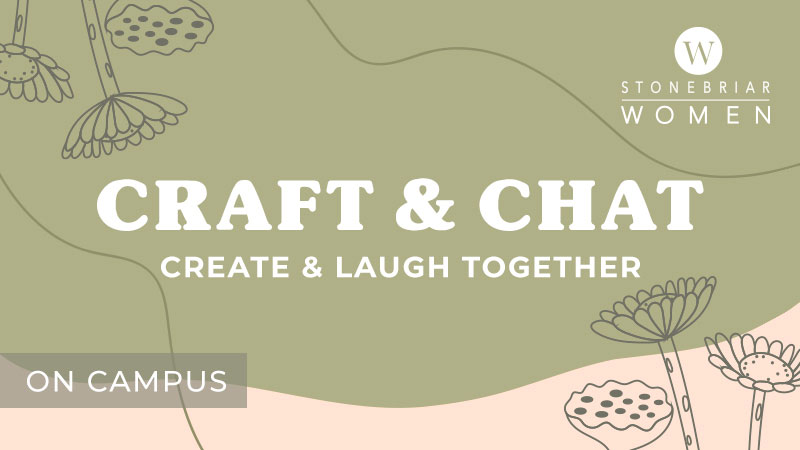 Craft & Chat Women's Connection Group