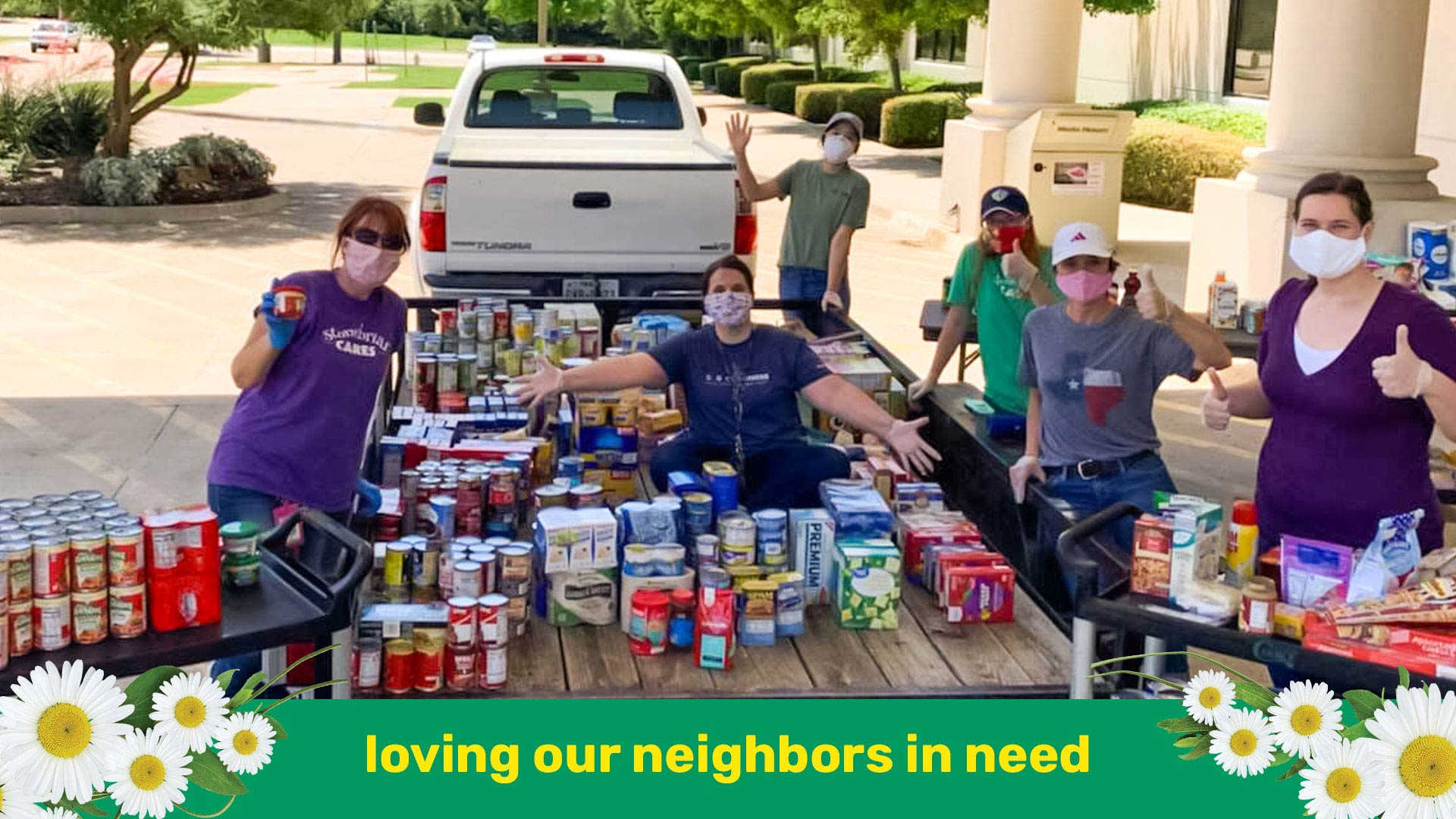 Loving Our Neighbors in Need
