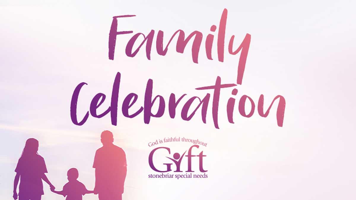 Special Needs Family Celebration