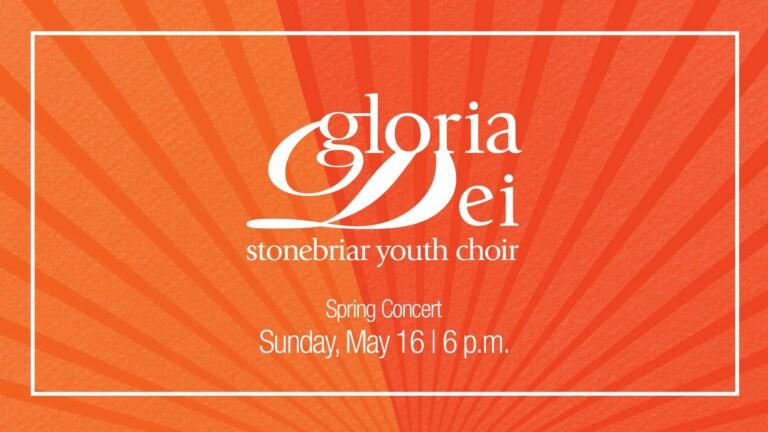 Concierto de primavera de Gloria Dei
