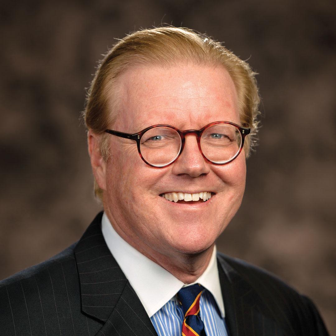 Rev. Bill Butterworth