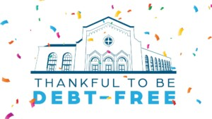 Thankful to Be Debt-Free