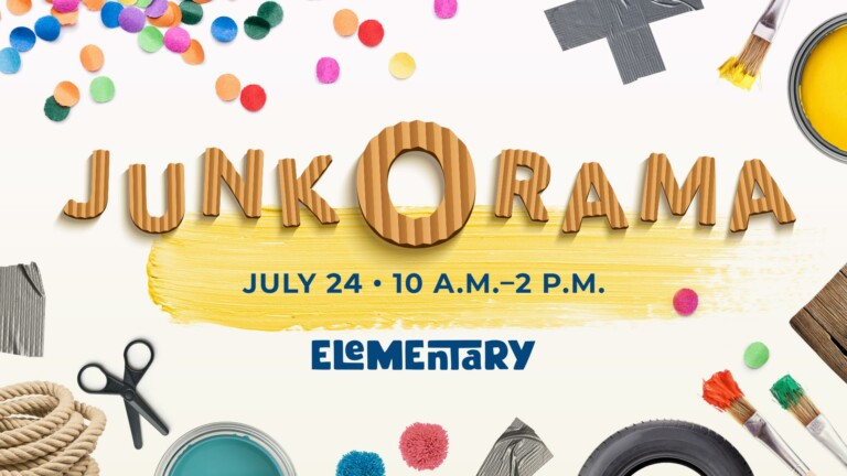 Elementary Junk-O-Rama Family Day