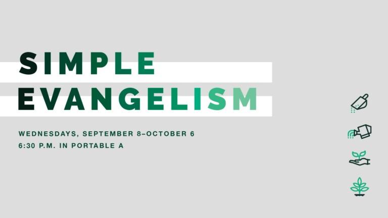 Simple Evangelism