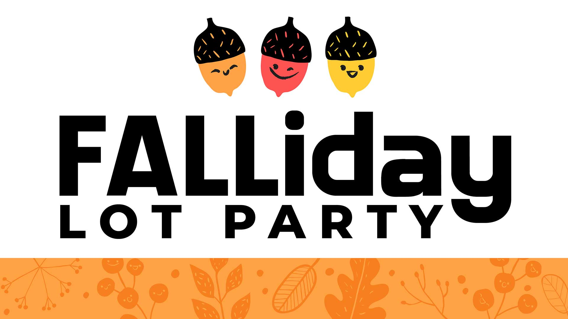FALLiday Lot Party